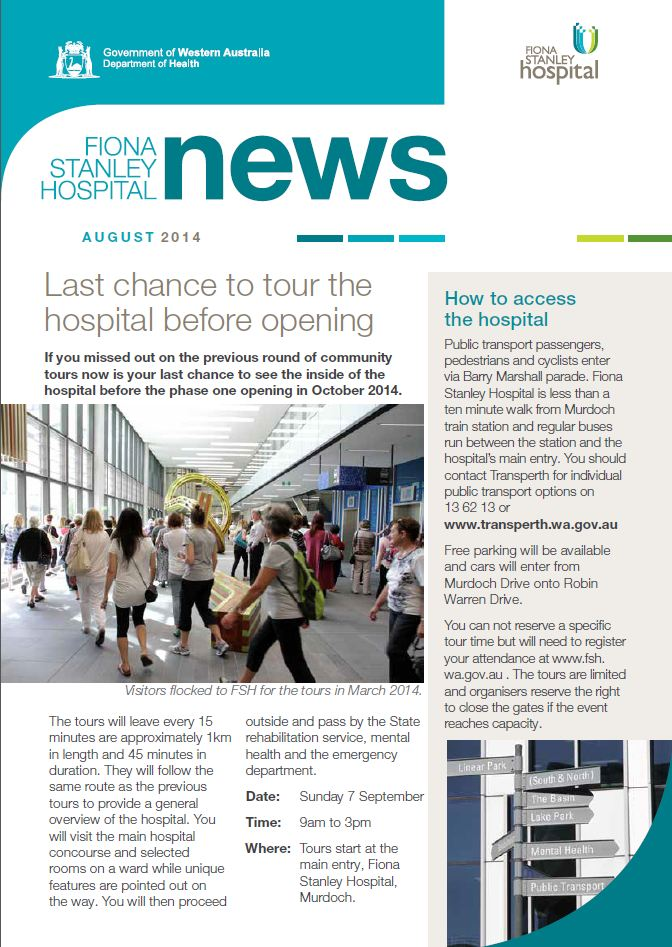 FSH news thumbnail August 2014