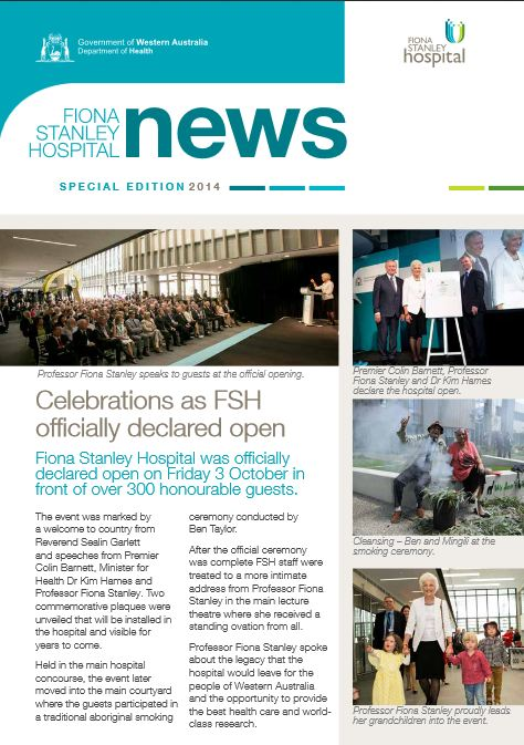 FSH enews Special Edition thumbnail